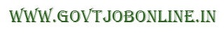 Govt Jobs Online Latest Recruitment Notification 2020-21 www.govtjobonline.in.